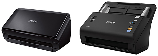 「DS-510/DS-560」と「DS-860」