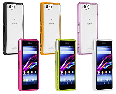 Case-Mate Sony Xperia A2 SO-04F Naked Tough