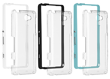 Case-Mate Sony Xperia ZL2 SOL25 Naked Tough