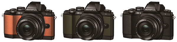 OM-D E-M10 Limited Edition Kit