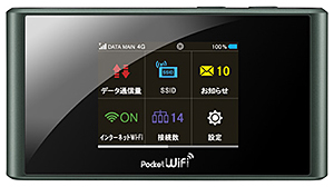 Pocket WiFi SoftBank 303ZT